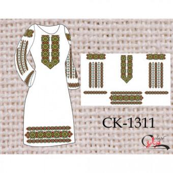 """""""Весняний орнамент"""" заготовка сукні"""