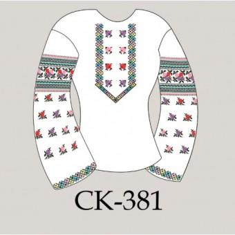 """Бабусина"" заготовка жіночої блузки"