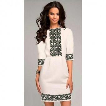 Сокальський стиль - заготовка плаття під вишивку