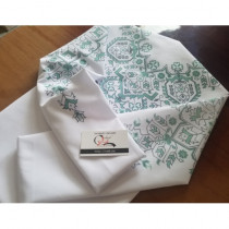 Візерункове намисто 2 заготовка блузки під вишивку