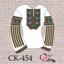 Борщівські мотиви 5 - заготовка жіночої блузки