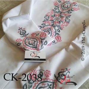 Вишуканість - заготовка жіночої блузки