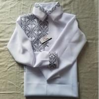 Сокальський стиль - заготовка чоловічої сорочки