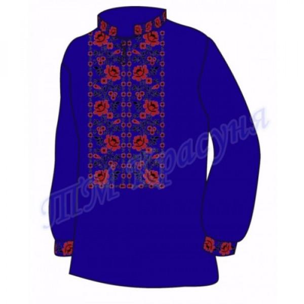 Заготовки чоловічих сорочок для вишивки бісером або нитками купити ... 05c80cb9bbbd2